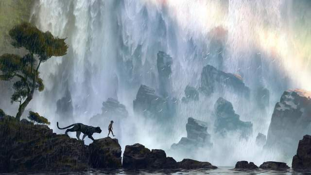 Primer Trailer de El Libro de la selva: The jungle book