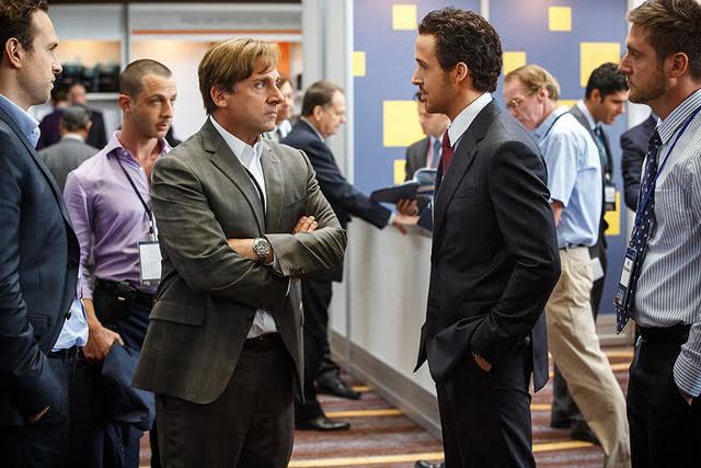 Primer Trailer de The Big Short