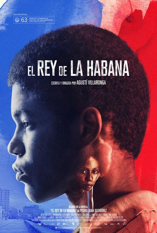 Póster de Rey en la Habana