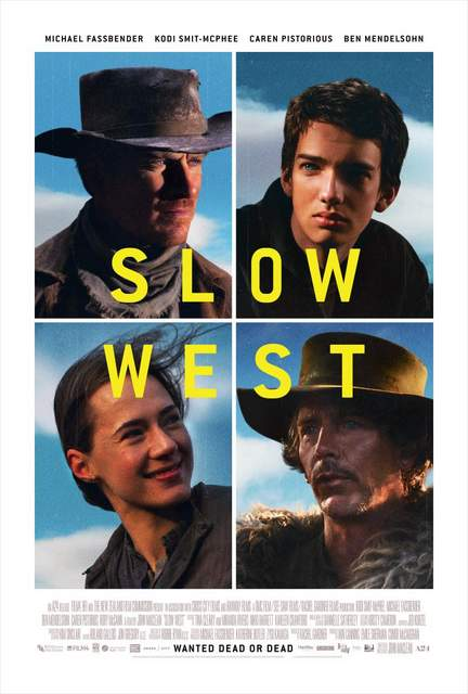 Póster de Slow West