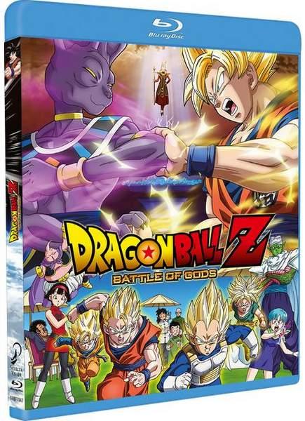 Concurso Dragon Ball Z: Battle of Gods