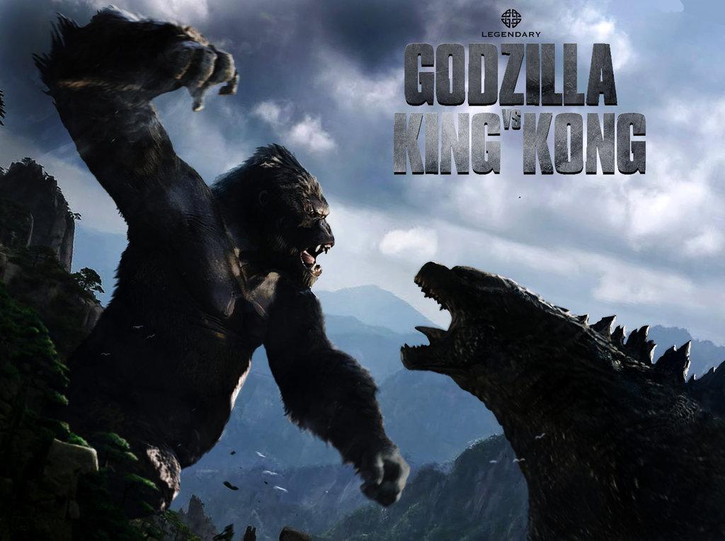 Godzilla vs King Kong, la pelea del siglo