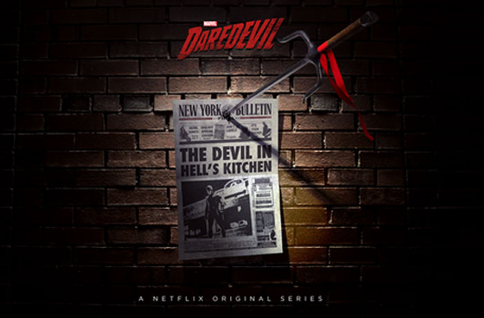 Trailer de la segunda temporada de Daredevil