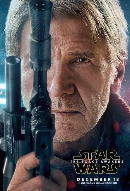 Star-Wars-El-Despertar-de-la-Fuerza-poster-harrison-cineralia