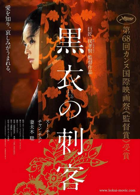 Póster de The Assassin