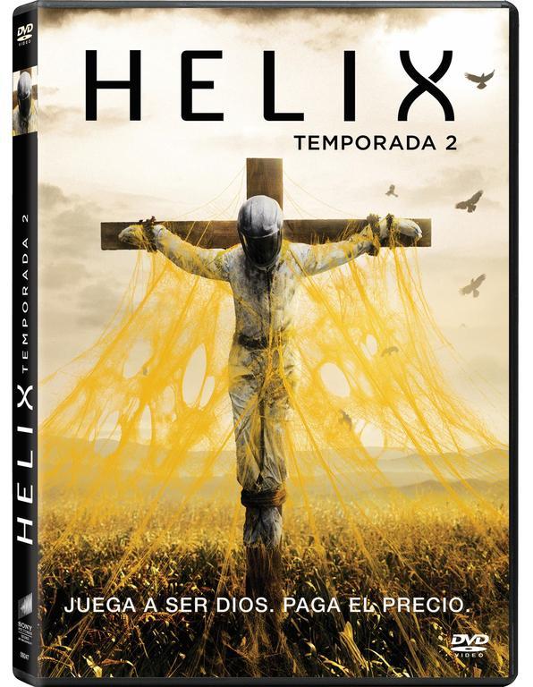 Estreno en DVD segunda temporada de Helix
