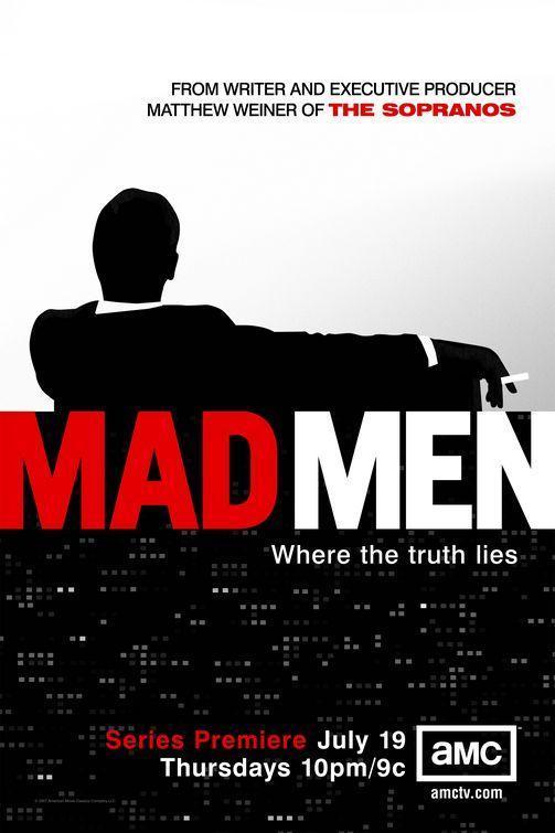 Póster de Mad Men