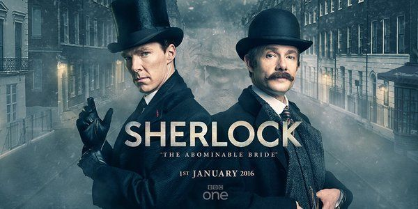 Especial navideño de Sherlock