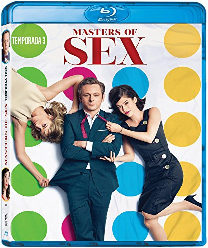Carátula Masters of Sex tercera temporada