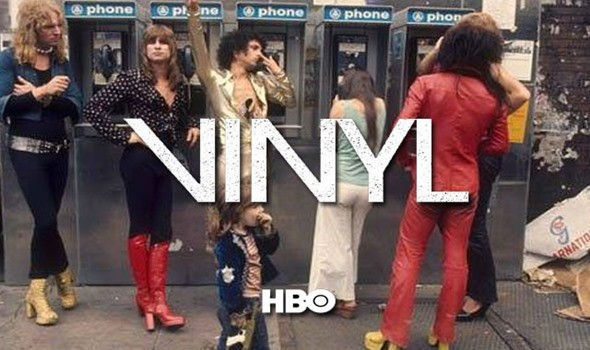 Imagen de la serie de HBO Vinyl