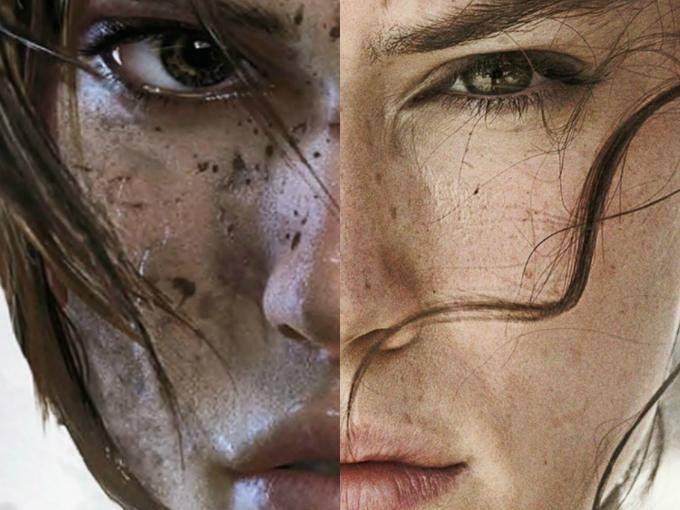 Será esta actriz la nueva Lara Croft