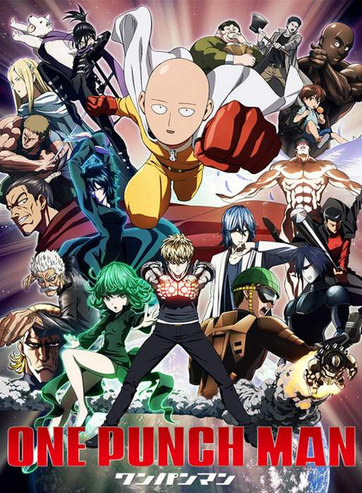 Póster de One Punch Man