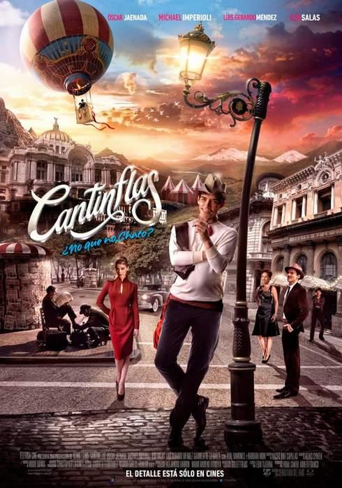 Póster de Cantinflas