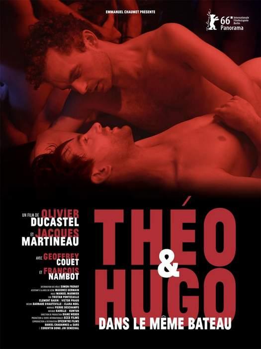 Póster de Theo y Hugo, Paris 5:59