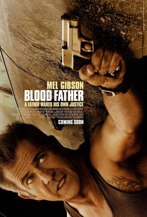 Póster de Blood father