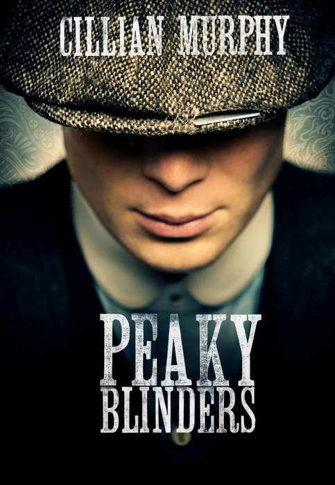 Póster de la serie Peaky blinders