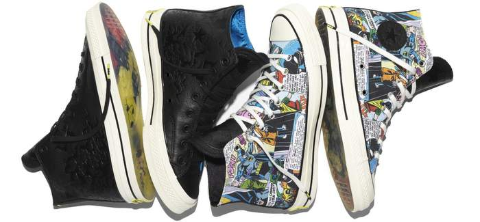 Converse celebra el aniversario de The Dark Knight Returns