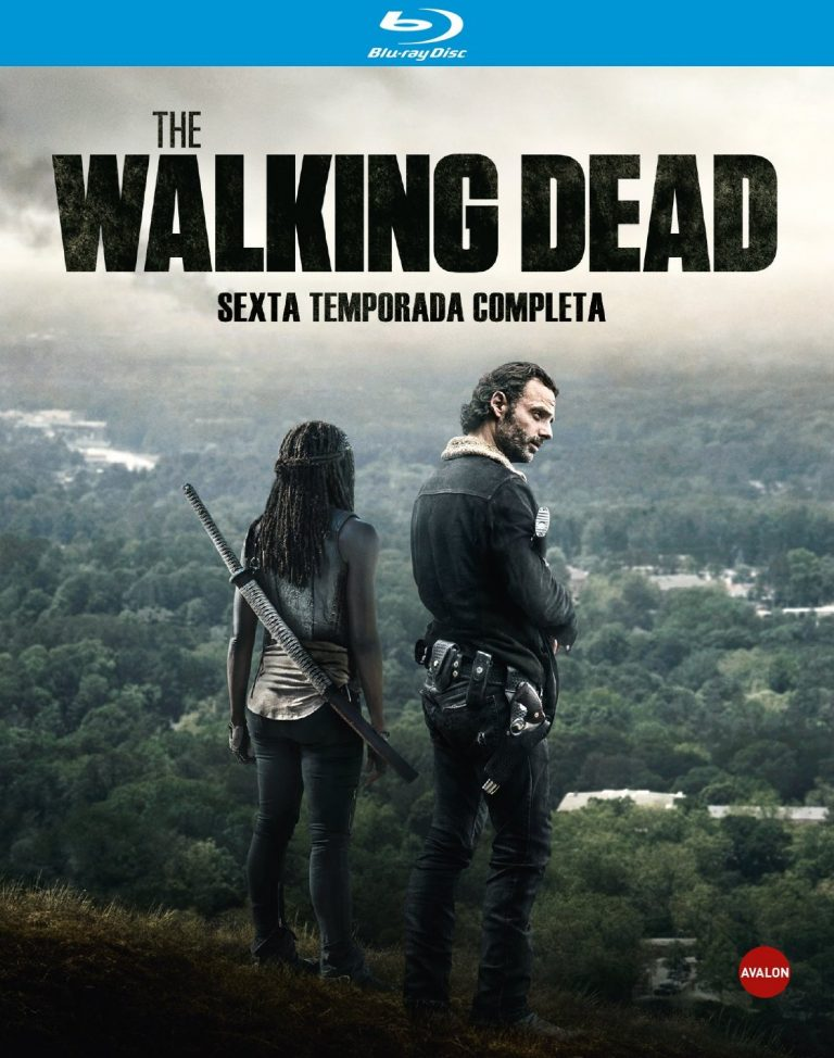 La sexta temporada de The Walking dead en Blu-ray