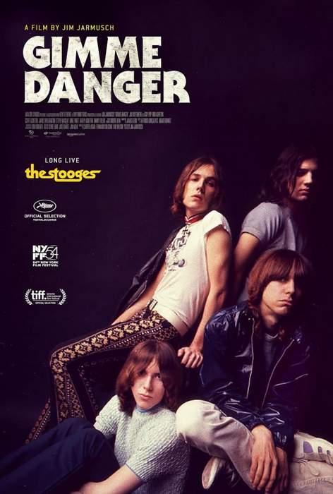 "Póster de ""Gimme Danger"""