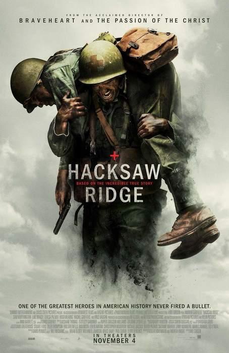 Hacksaw Ridge mejor película de Mel Gibson