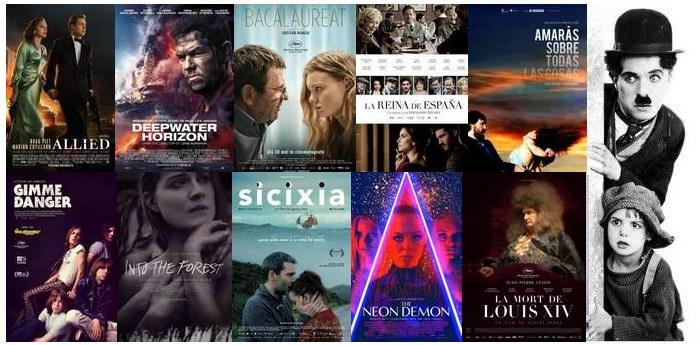 Estrenos de cine 25 de noviembre