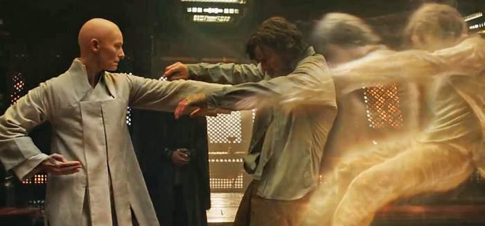 Crítica de Doctor Strange. Imagen de Cineralia