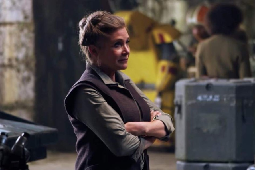 "Muere Carrie Fisher, la princesa Leia de ""Star Wars"""
