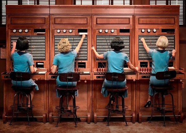 """Primera imagen de """"Las chicas del cable"""""""