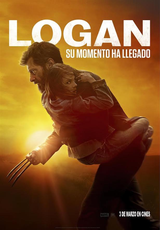 """Póster y nuevo tráiler de """"Logan"""""""