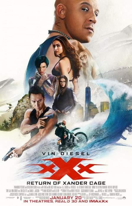 "´Póster y crítica de ""xXx: Reactivated"""