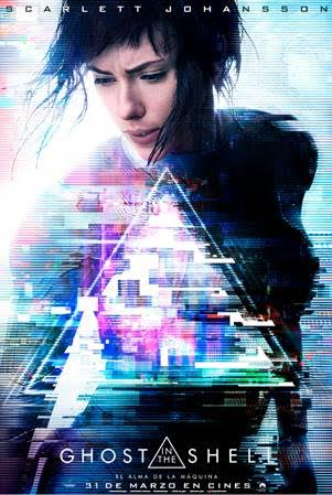 Tráiler de Ghost in the shell El Alma de la Máquina