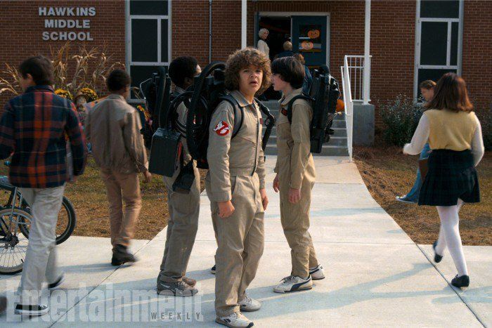 "Segunda temporada de ""Stranger Things"""