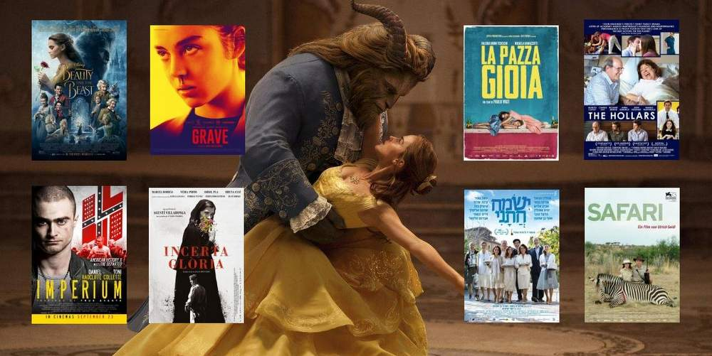 Estrenos de cine del 17 de marzo de 2017