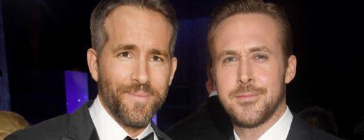 Ryan Reynolds y Ryan Gosling son los papás más sexys