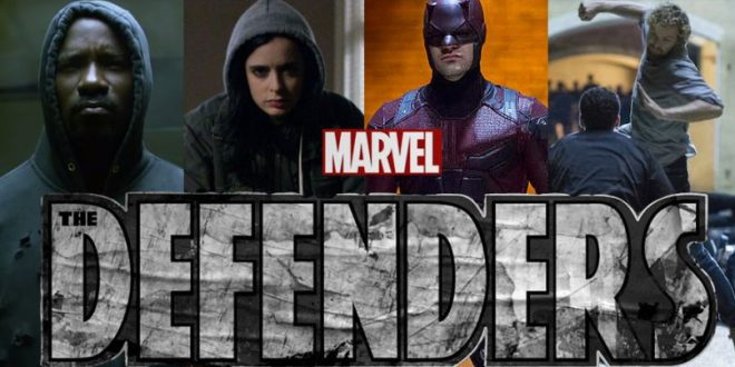 Tráiler de The Defenders