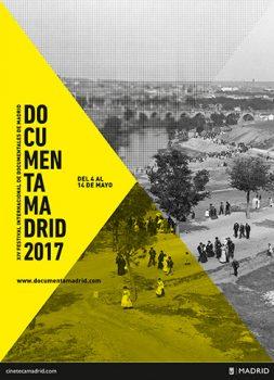 Cartel DocumentaMadrid 2017