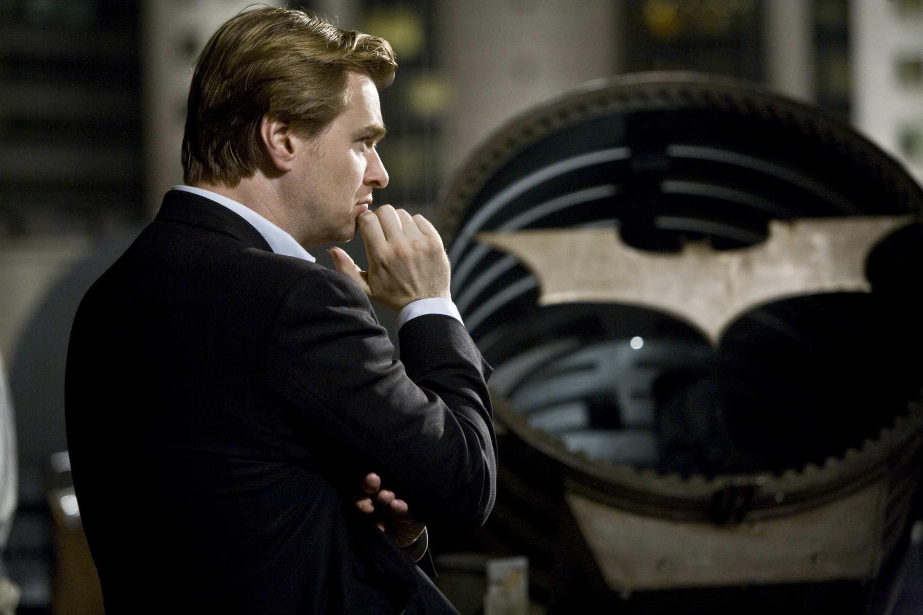 Christopher Nolan director de la nueva de James Bond