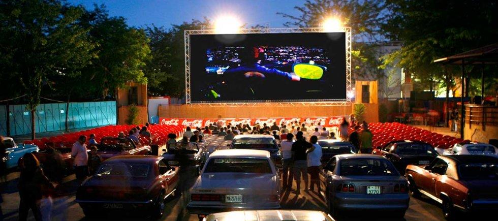 Fescinal, festival de cine de verano de Madrid