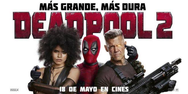 Concurso Deadpool 2