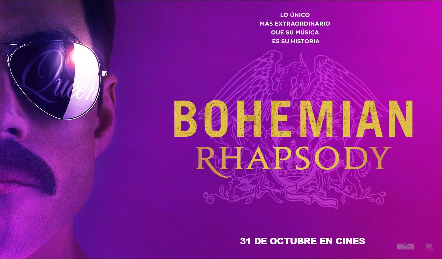 Concurso Bohemian Rhapsody
