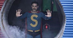 Póster y Tráiler de Superlópez. El Superman español
