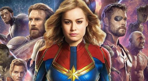 Tráiler de Capitana Marvel