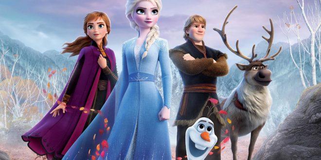 Anna y Elsa siguen arrasando en taquilla con Frozen 2